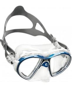 Air Crystal maschera da sub Cressi - DS4000 - BIANCO - BLU