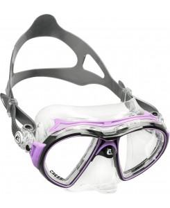 Air Crystal maschera da sub Cressi - DS4000 - NERO - VIOLA