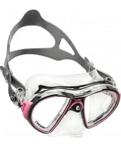 Air Crystal maschera da sub Cressi - DS4000 - NERO-ROSA