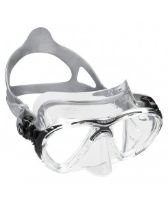 MASCHERA DA SUB BIG EYES EVOLUTION CRYSTAL CRESSI - BIANCO-NERO