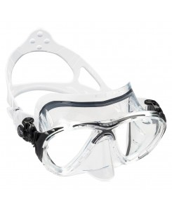 Big eyes evolution clear maschera da sub Cressi - DS3365 - BIANCO-NERO