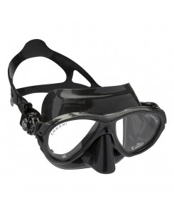 MASCHERA DA SUB EYES EVOLUTION BLACK CRESSI - NERO