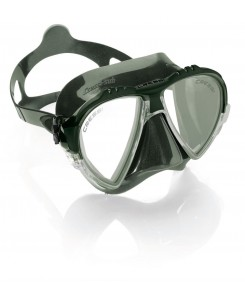 Matrix dark maschera da sub Cressi - DS3010 - NERO - VERDE