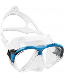 Matrix maschera da sub Cressi - DS3010 - BIANCO - BLU