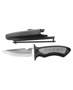 COLTELLO GRIP CRESSI - NERO