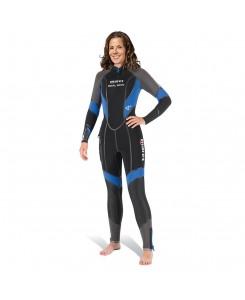 Mares Wetsuit for Women Seal Skin - BLU