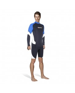Rash guard long sleeve man...