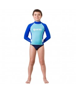 Rash guard junior manica...
