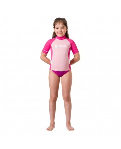 Rash guard junior a manica...