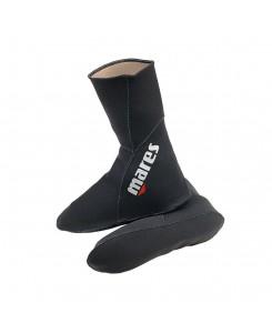 Calzari Classic Sock 3mm Mares - NERO