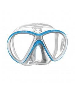 X-Vu Sunrise Liquidskin dive mask Mares
