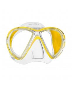 X-Vu Liquidskin maschera da sub Mares - GIALLO