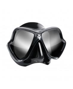 X-Vision Ultra Liquid Skin lenti a specchio Mares - NERO