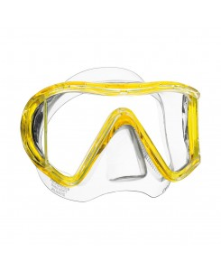 I3 dive mask Mares - GIALLO