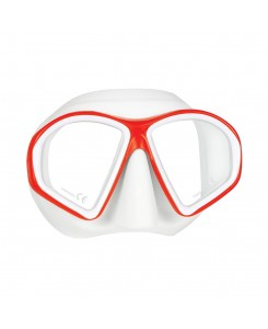 Sealhouette diving mask Mares - BIANCO - ROSSO