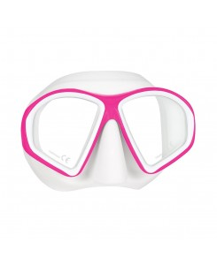 Sealhouette diving mask Mares - BIANCO - ROSA
