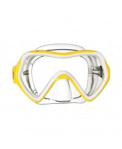 Comet diving mask Mares - GIALLO