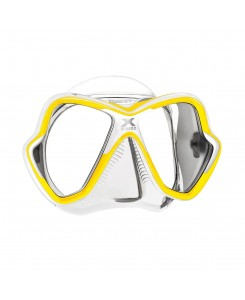 X-Vision dive mask Mares - BIANCO - GIALLO