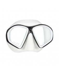 Sealhouette diving mask Mares - BIANCO-NERO