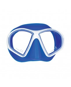 Sealhouette diving mask Mares - BIANCO - BLU