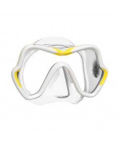 Onevision dive mask Mares - BIANCO - GIALLO