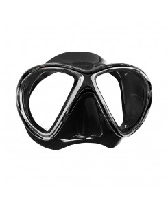 X-Vu maschera da sub Mares - NERO