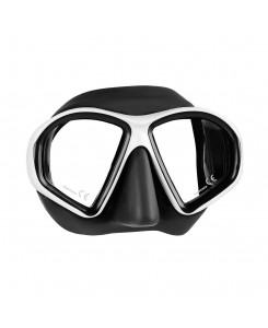 Sealhouette diving mask Mares - NERO-BIANCO
