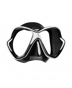X-Vision dive mask Mares - NERO-BIANCO