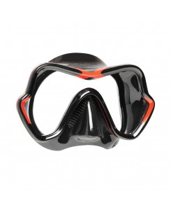 Onevision sunrise dive mask Mares - NERO-ROSSO