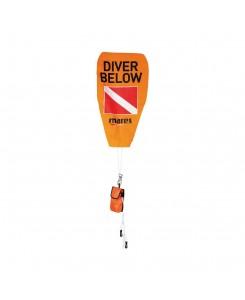Safety Stop marker Mares - ARANCIONE
