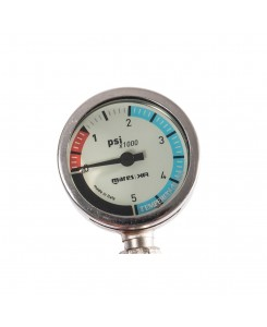 Instrument SPG52 PSI - 15cm miflex  oxygen - METALLICO