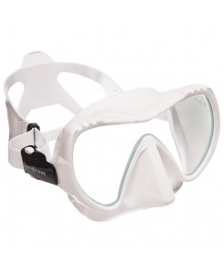 Aqua Lung Diving Mask Mission Midi - BIANCO