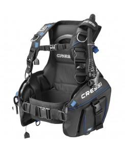 Aquapro gav jacket Cressi - IC721200 - NERO-BLU