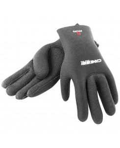 Cressi Diving Gloves High Stretch 5 mm - NERO