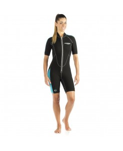 SHORTY LIDO 2 MM DONNA CRESSI