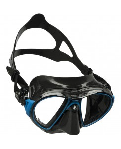Air Black maschera da sub Cressi - DS405062 - NERO-BLU