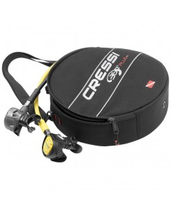 BORSA 360 REGULATOR BAG CRESSI - NERO