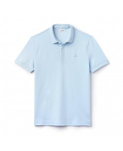 Lacoste Men's Paris Polo Regular Fit Stretch Cotton Piqué PH5522 - T01 RUISSEAU