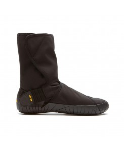 Furoshiki New Yorker Mid Boot Black 17UCG01 - NERO