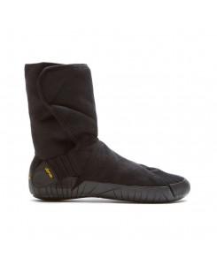 Vibram Furoshiki Eastern Traveler Unisex Mid Boot Black