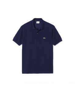 Lacoste L.12.12 Polo Shirt - 166 MARINE