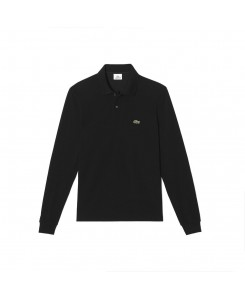 Long sleeve Lacoste Polo Shirt L.12.12 - 031 NOIR