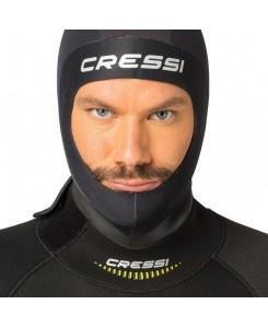 Fast 5mm uomo muta umida Cressi - LR108502 - NERO