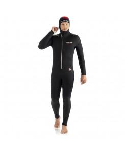 Diver muta umida 7mm uomo Cressi - LU489502 - NERO