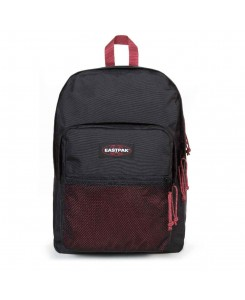 Eastpak Backpack Pinnacle - BLACK-RED