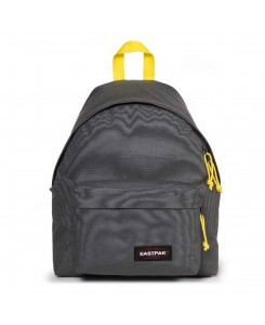 Eastpak Backpack Padded Pak'r - GREY-YELLOW