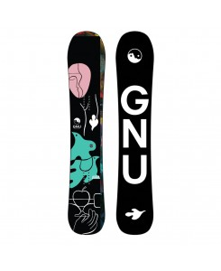 Gnu Snowboard Mullair 2019
