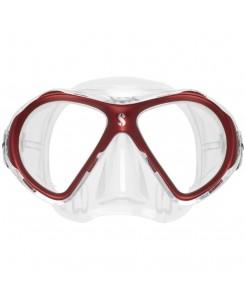 Spectra mini mask Scubapro - 24.851.220 - BIANCO - ROSSO