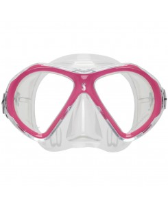 Spectra mini mask Scubapro - 24.851.220 - BIANCO - ROSA