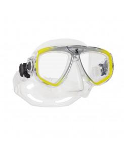 Zoom evo mask Scubapro - 24.157.001 - BIANCO - GIALLO